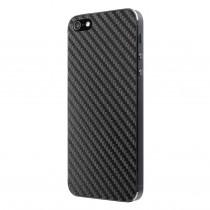 Artwizz - CarbonFilm iPhone 5/5s hátlap fólia (carbon)