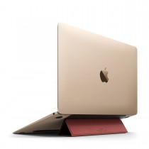 Elago - Flip állvány MacBook-hoz és iPad Pro-hoz - Fekete/Piros