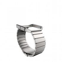 Fitbit - Blaze láncszemes fémszíj - Ezüst