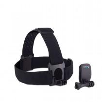 GoPro Head Strap + QuickClip fejpánt és rögzítő csipesz
