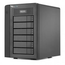 PROMISE Pegasus2 R6 18 TB-os (6 x 3 TB-os) Thunderbolt 2 RAID-rendszer
