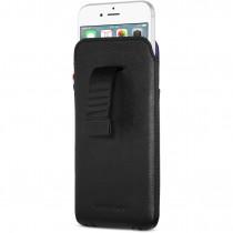 Decoded - Leather Pouch iPhone 6/6s belecsúsztatós bőrtok