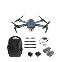 DJI - Mavic Pro Drón - Fly Combo