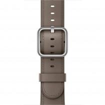 Apple - 42 mm-es klasszikus csatos bőrszíj - Új