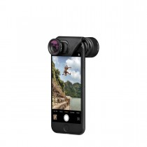 OlloClip - Active Lens (tele + nagylátószög) - iPhone 7/7 Plus