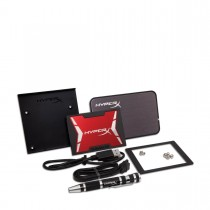 Kingston - HyperX SAVAGE 120GB SATA3 2.5 SSD Bundle Kit