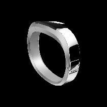 Fitbit - Alta fémszíj - kicsi