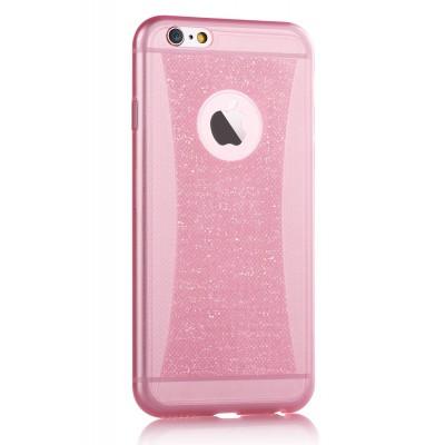 DEVIA - Shinning puzdro pre iPhone 6 - ružové
