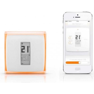 Netatmo Thermostat, inteligentný termostat