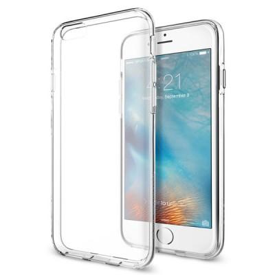 Spigen Liquid puzdro pre iPhone 6s/6 - priehľadné