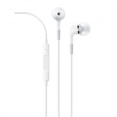 Apple slúchadlá do uší s ovládačom a mikrofónom