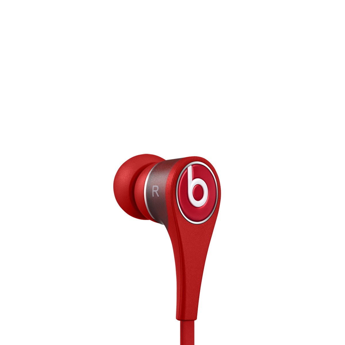 Beats by Dr. Dre - Tour 2.0 - Red (servisované, záruka 12 mesiacov)