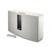 Bose SoundTouch 30 bezdrôtový hudobný systém - biely