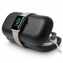 TwelveSouth TimePorter puzdro a stojan pre Apple Watch - čierny