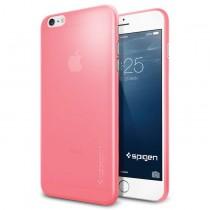 Spigen Air Skin case for iPhone 6 Plus - Azalea Pink