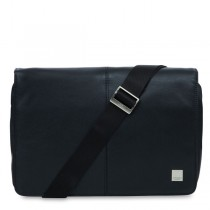 "Knomo KINSALE Cross Body taška na MacBook Air/Pro 13"" - čierna"