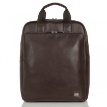 "Knomo DALE taška / ruksak na MacBook Pro 15"" - hnedý"