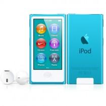 iPod nano Blue (vystavený kus, záruka 12 mesiacov)