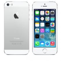 Apple iPhone 5s 32GB - Silver (otvorené, záruka 12 mesiacov)