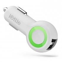 iOttie RapidVOLT Dual USB, adaptér do auta - biely