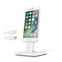 TwelveSouth HiRise Deluxe 2 stojan pre iPhone / iPad - biely