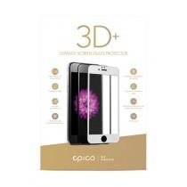 EPICO GLASS 3D+ tvrdené ochranné sklo pre iPhone iPhone 6/7/8 Plus - čierne