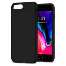 Spigen Liquid Crystal - kryt pre iPhone 7/8 Plus - priehľadný/matný