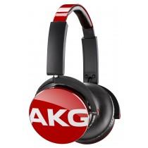 AKG Y50 - On Ear slúchadlá - červené