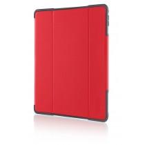 STM Dux Plus odolné puzdro pre iPad Pro 9.7inch - červené