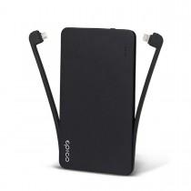 EPICO Eloop záložná batéria s Lightning a Micro USB káblom - 5000mAh