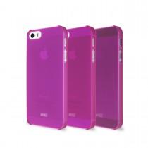 Artwizz Rubber Clip puzdro pre iPhone 5/5S/SE - fialové