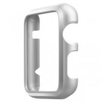 Spigen Thin Fit puzdro pre Apple Watch 42mm - strieborné