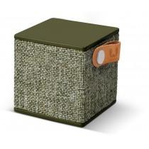 FRESH ´N REBEL Rockbox Cube Fabriq Edition Bluetooth reproduktor - army