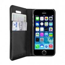 Artwizz Wallet peňaženkové puzdro pre iPhone 6/6s - čierne