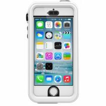 Catalyst vodotesné puzdro pre iPhone SE/5S/5 - biele