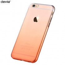 DEVIA - Fruit puzdro pre iPhone 6 - Juicy Peach
