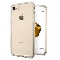 Spigen Neo Hybrid Crystal kryt pre iPhone 7 - zlaté trblietky