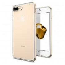 Spigen Neo Hybrid Crystal kryt pre iPhone 7/8 Plus - zlatý