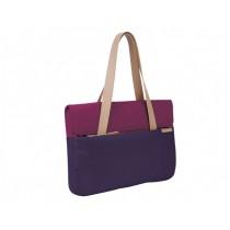 "STM Grace deluxe taška pre MacBook 13"" - tmavo fialová"