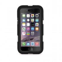 Griffin Survivor odolné puzdro pre iPhone 6 Plus - čierne