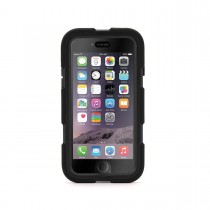 Griffin Survivor odolné puzdro pre iPhone 6 - čierne