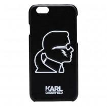 Karl Lagerfeld Head Punk kryt pre iPhone 6/6s
