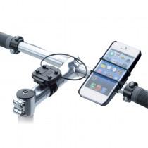 Držiak na bicykel iGrip PerfektFit Biker Kit pre iPhone 5 a 5s - čierny