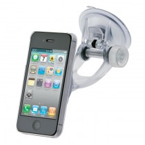 Držiak do auta iGrip na iPhone 5 a 5s - biely