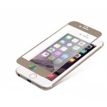 Zagg invisibleSHIELD Glass Luxe pre Apple iPhone 6/6s - zlaté