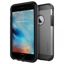 Spigen Tough Armor Volt puzdro pre iPhone 6/6s - kozmicko čierny
