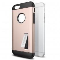 Spigen Slim Armor puzdro pre iPhone 6/6s - rose gold