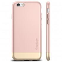 Spigen Style Armor puzdro pre iPhone 6/6s - rose gold