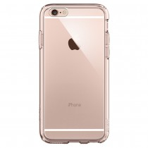 Spigen Ultra Hybrid puzdro pre iPhone 6/6s - rose crystal