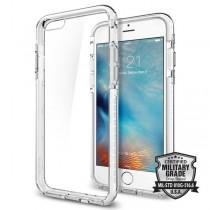 Spigen Ultra Hybrid TECH puzdro pre iPhone 6/6s - priehľadný